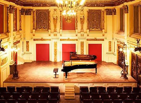 Wiener Konzerte Saison 2019/20 - Konzerthaus, Musikverein, Ehrbar Saal, Schönberg Center
