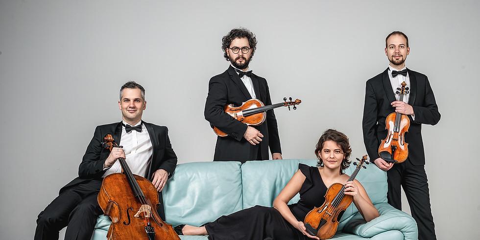 LIVESTREAM, Auner Quartett - Eröffnungskonzert Wiener Zyklus