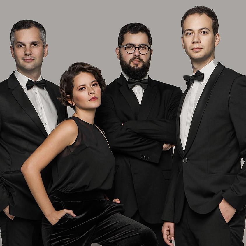 Wiener Kammermusikzyklus des Auner Quartett