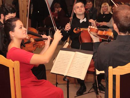 Jaukus kvarteto koncertas