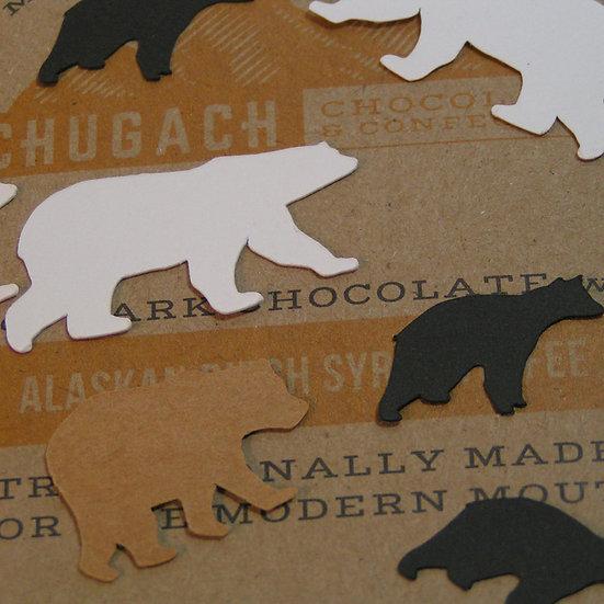 Three Little Bears Confetti