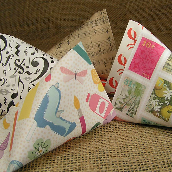 Specialty Theme Treat Bags