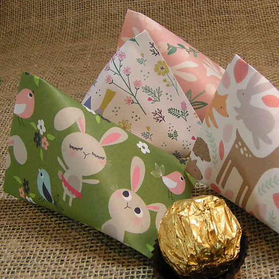 Easter & Spring Treat Bags