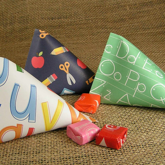 Class Party Treat Bags