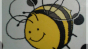 A happy little bee to say I love you