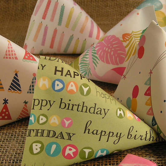 Birthday Treat Bags