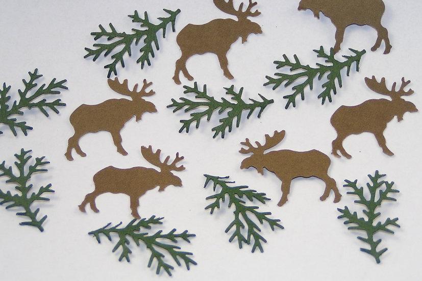 Spruce Moose Confetti