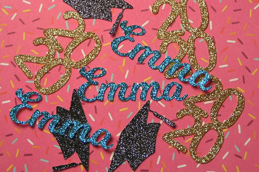 Custom Graduation Confetti