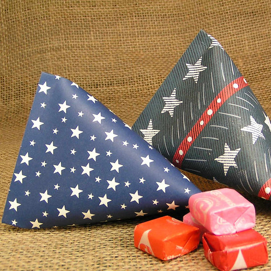 Patriotic Themes Treat Bags