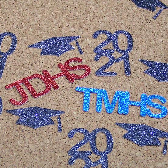Juneau Graduation Confetti
