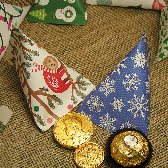 Christmas & Winter Treat Bags