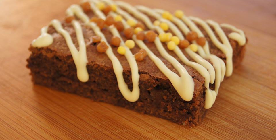 Banoffee Brownies