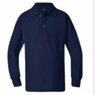 Year 6 - Long Sleeved Polo