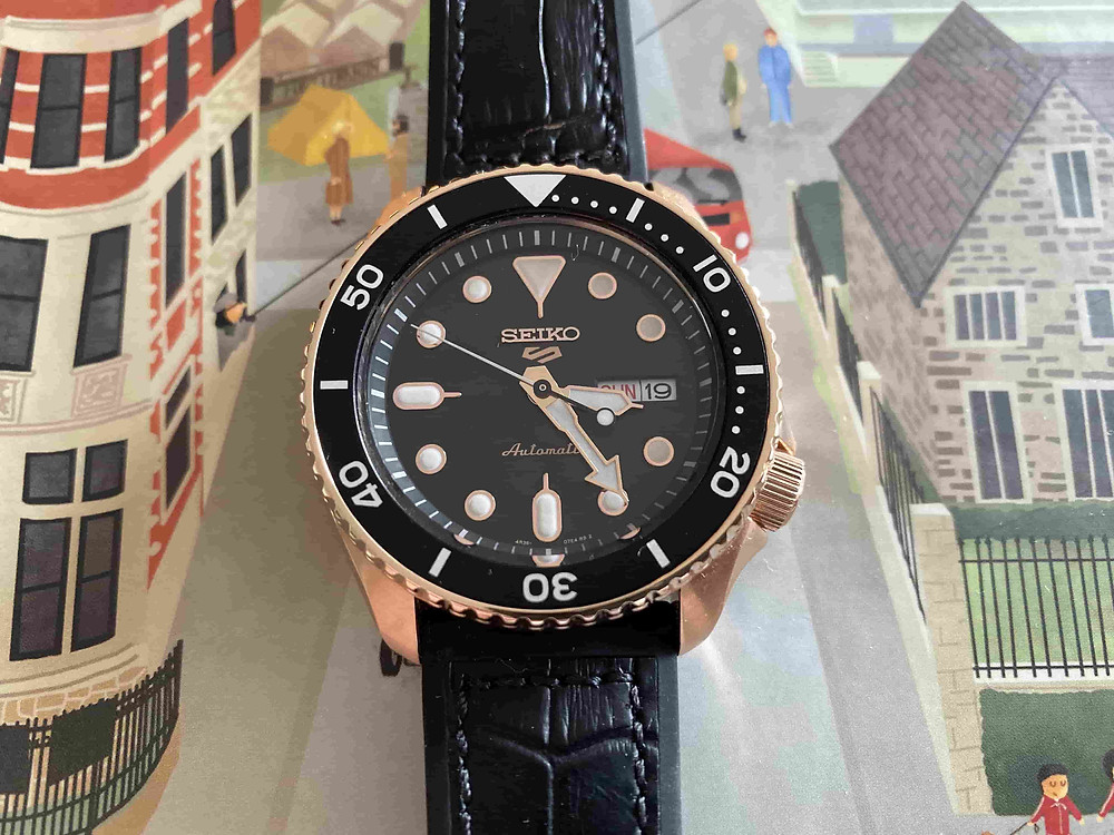 Seiko 5 Sports Specialist Style Automatic SRPD76K1