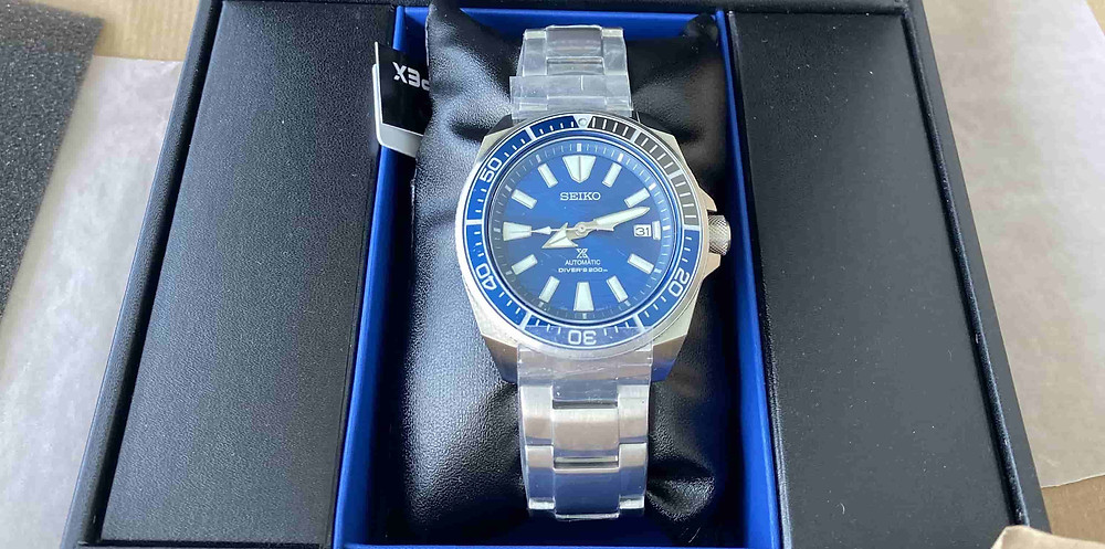 Seiko Prospex Save The Ocean Special Edition 2019