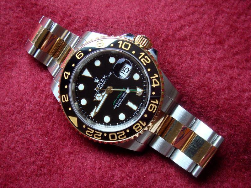 Rolex 1996 GMT-Master II