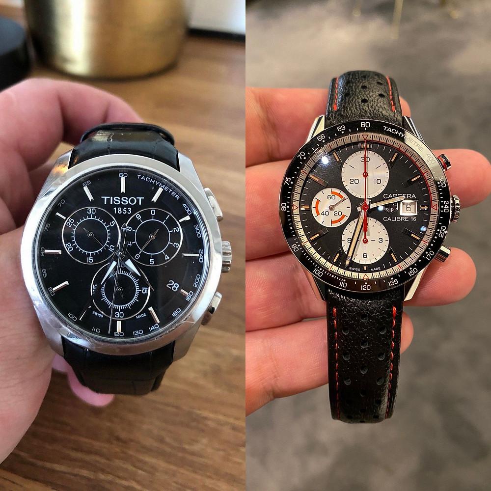Hva er forskjellen på batteridrevne og mekaniske klokker?