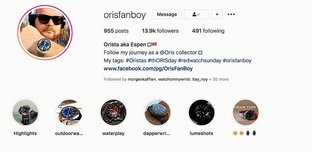 Orisfanboy