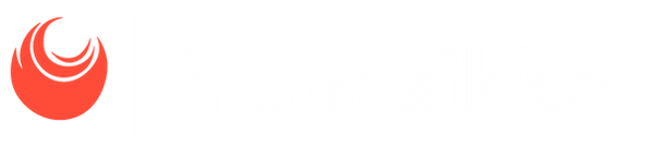 Brannsikker logo forside