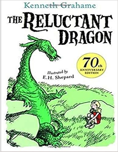 Chapter 37 - The Reluctant Dragon