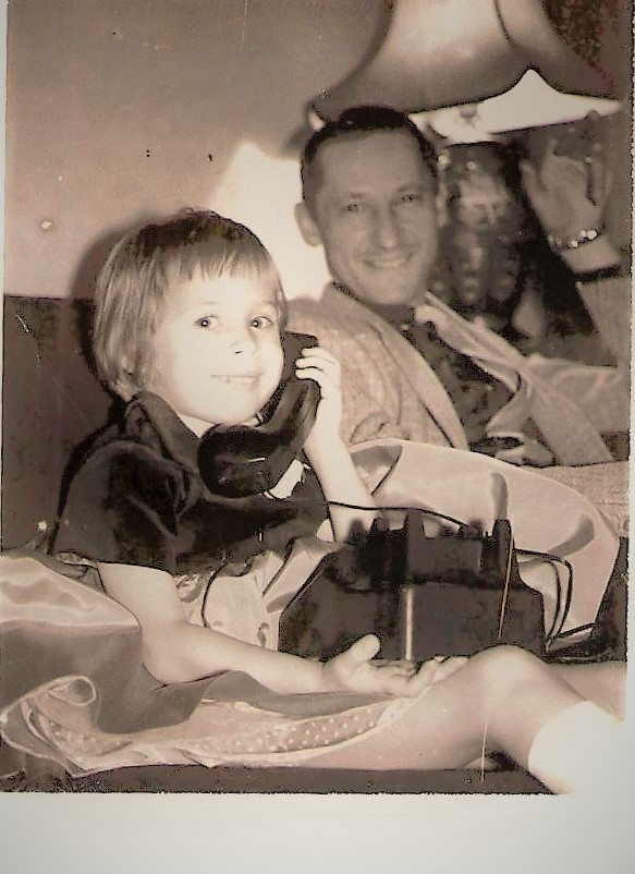 Dad and Me 1961