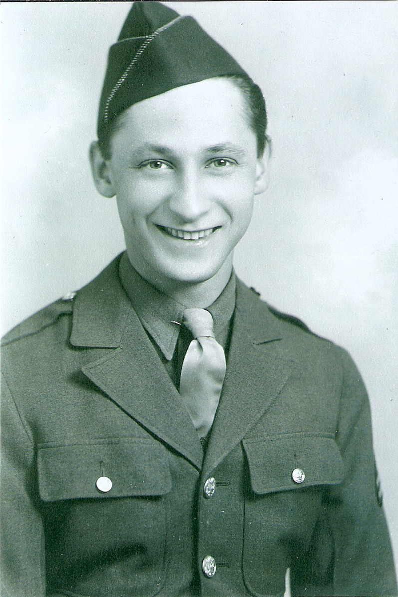 My dad in WWII.