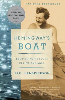 Chapter 18 - Mr. Hemingway's Boat