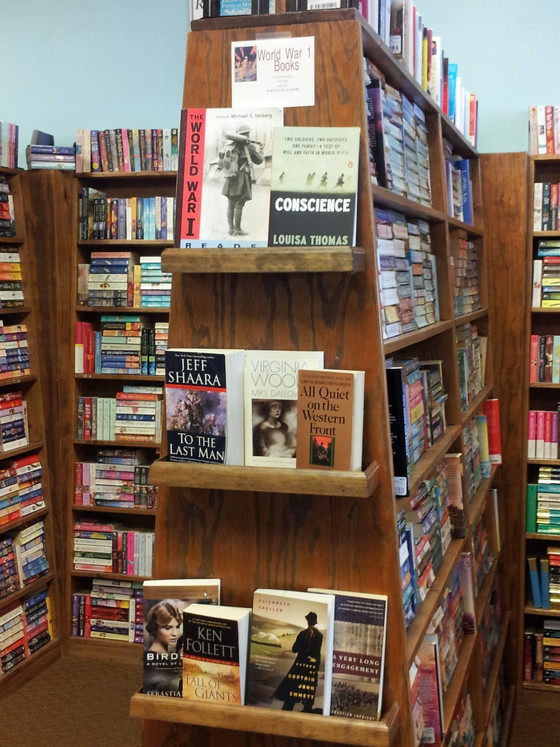 Chapter 14 - Footnotes From the World's Greatest Bookstores...