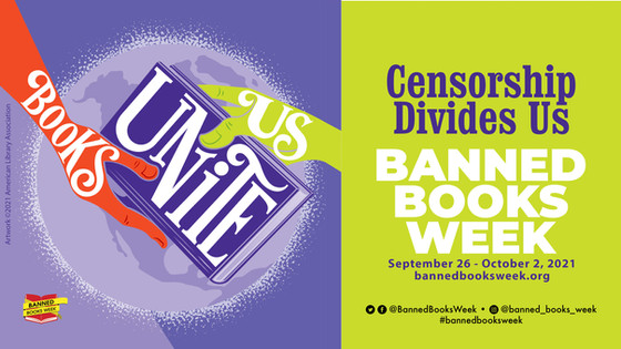 Chapter 40- Banned Books Week!
