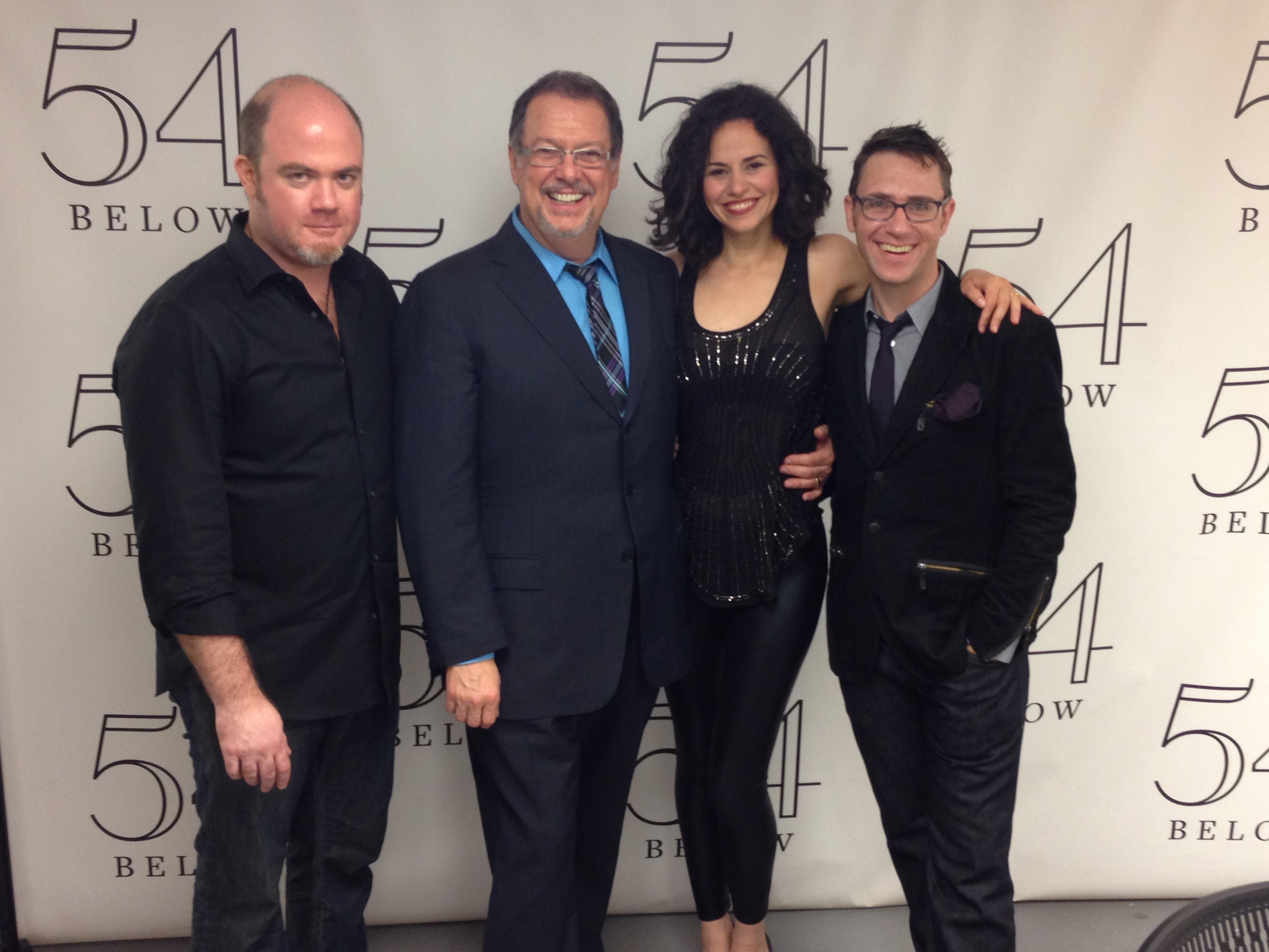 Mandy Gonzalez at 54 Below