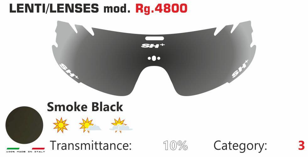 RG 4800 LENS/LENTE SMOKE