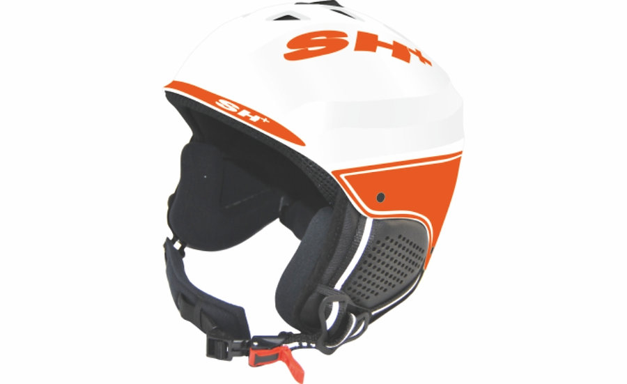 SHIVER COMBI WHITE MATT ORANGE