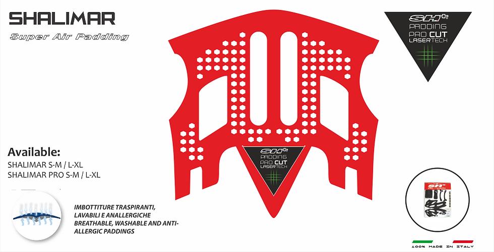 PADDING/INTERNO SUPER AIR RED SHALIMAR