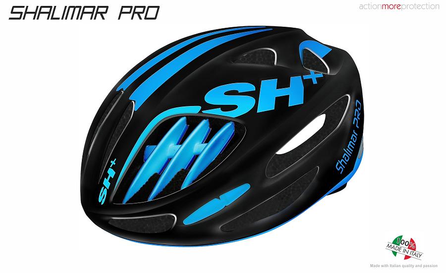 SHALIMAR PRO - BLACK MATT BLUE