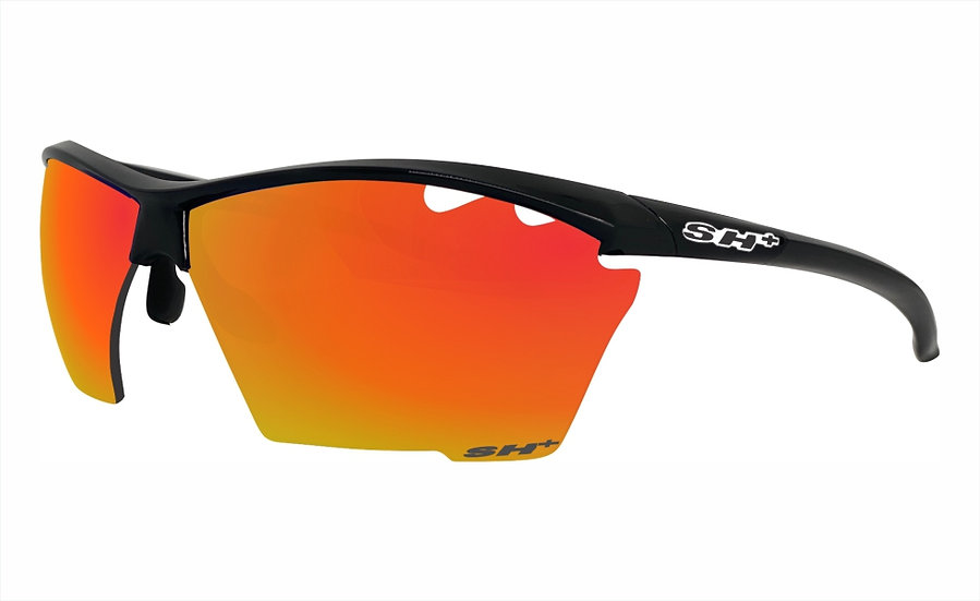 RG 6101 GLOSSY BLACK  RED