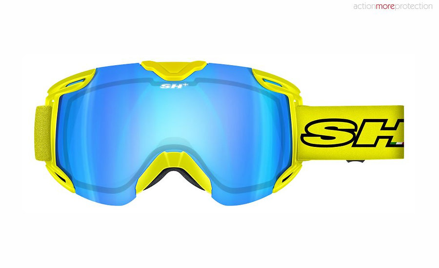 JUPITER YELLOW FLUO MATT BLUE
