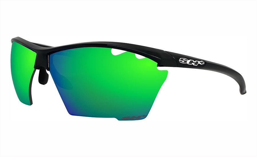 RG 6101 GLOSSY BLACK GREEN