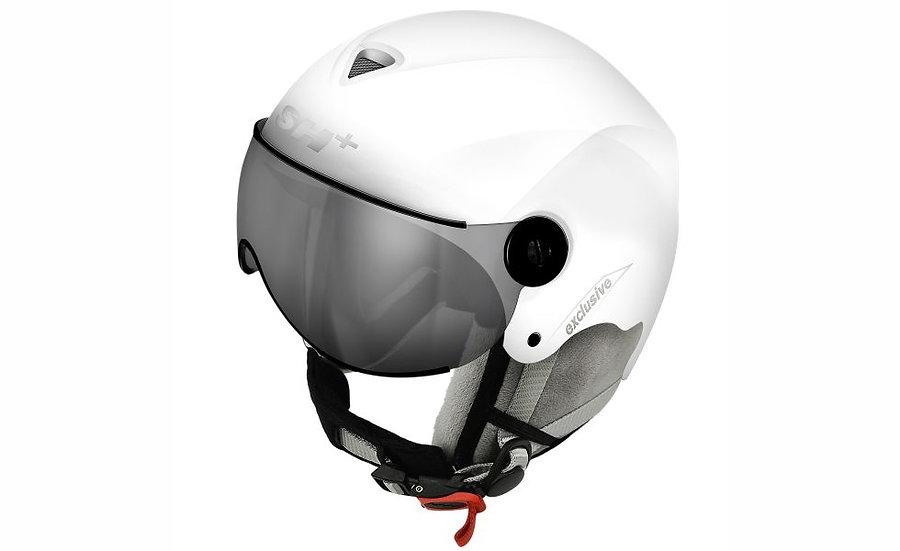 H10 EXCLUSIVE VISOR GLOSSY WHITE