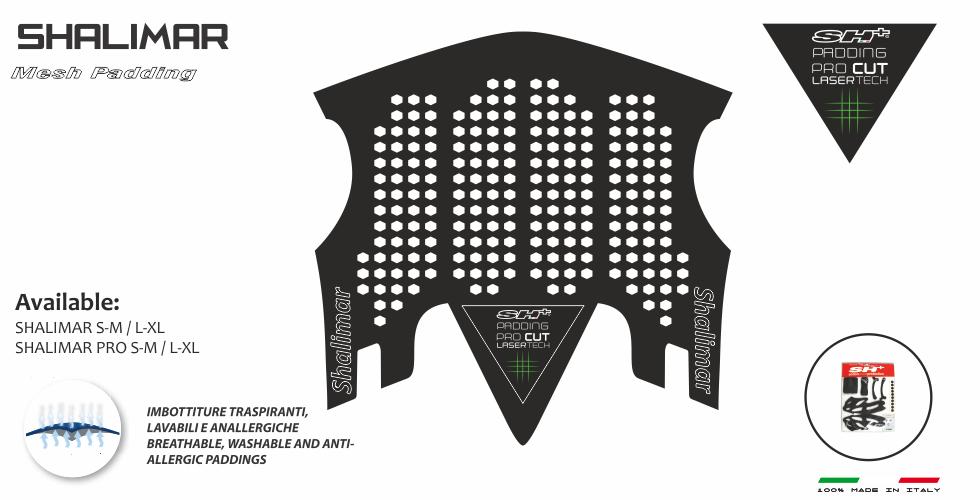 PADDING/INTERNO BLACK SHALIMAR