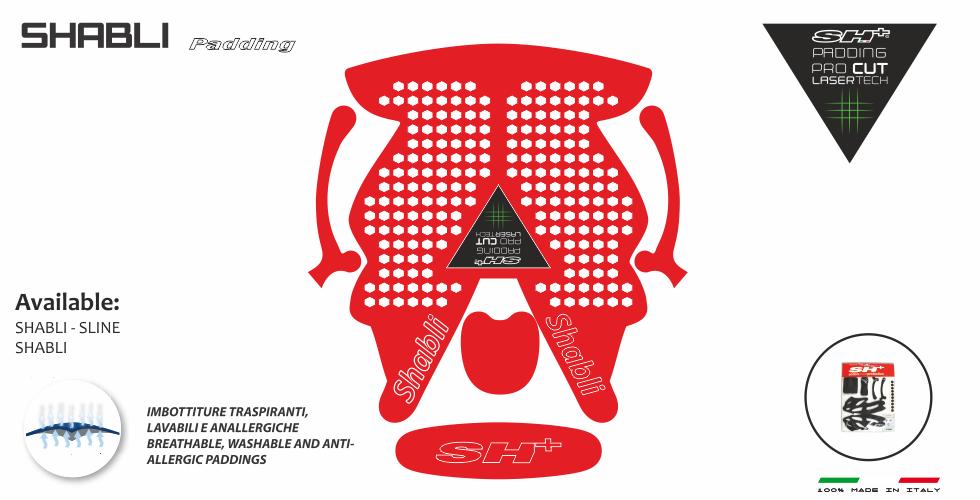 PADDING/INTERNO RED SHABLI