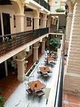 Hotel, more upscale B & B at TESOL TEFL International  Mexico San Cristóbal de las Casas ELT course