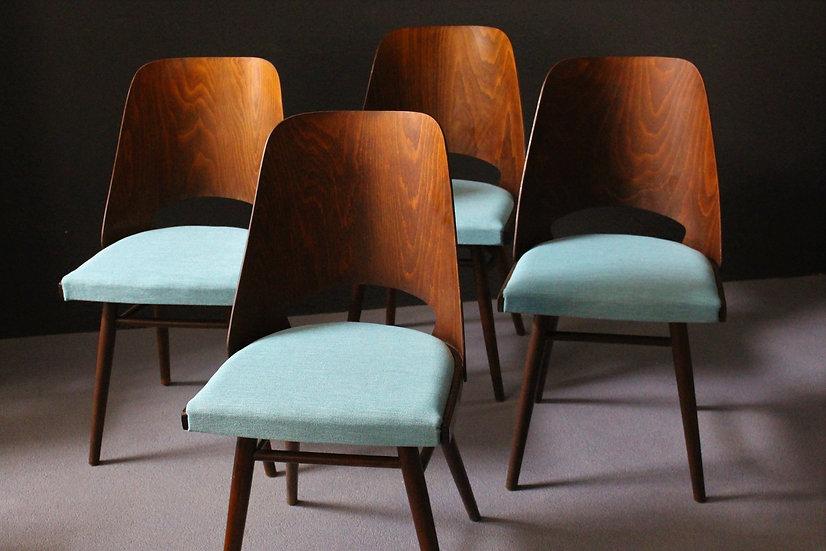 60er Stühle | Mid-century | Hersteller TON