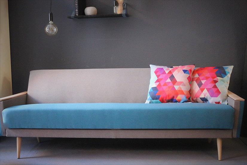 Mid-Century Couch | Dreisitzer