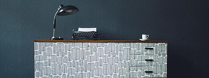 atelier wanderlust, vintage interiors, redesigned, sideboard, mid-century, retro, vintagemöbel, wien