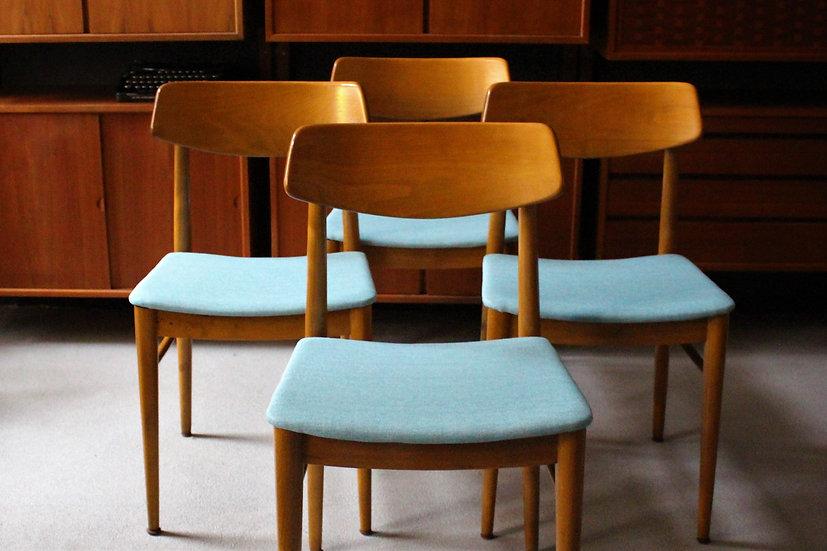 4x 50er/60er Stühle | Wiesner Hager