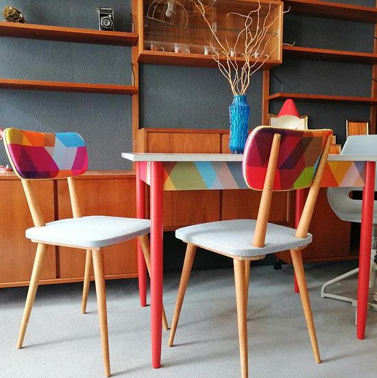 küchentisch 1960er | stühle verkauft