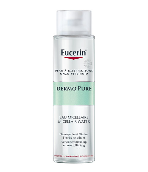 Eucerin - DERMOPURE micellair water - 400 ml