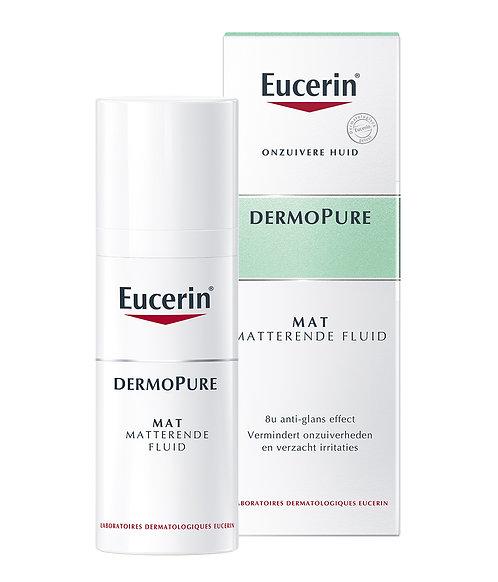 Eucerin - DERMOPURE MAT matterende fluid - 50 ml