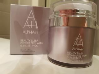 's Morgens mooi wakker worden met Alpha-H Beauty Sleep Power Peel