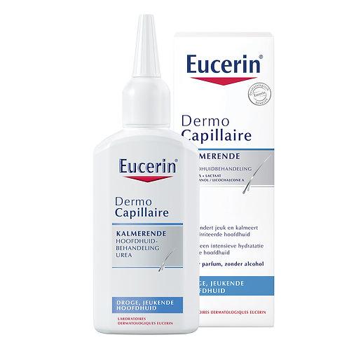 Eucerin - DERMOCAPILLAIRE UREA kalmerende hoofdhuidbehandeling - 100 ml